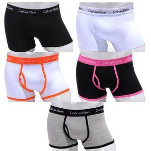 lot boxer calvin klein achat vente lot boxer calvin klein pas cher soldes d s le 10. Black Bedroom Furniture Sets. Home Design Ideas