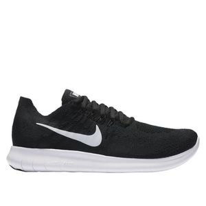 online store c9b43 fb99f ... best basket chaussures nike wmns free rn flyknit 2017 black 2cac9 0e5e9