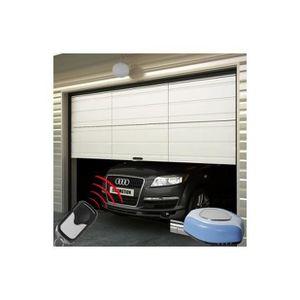 MOTEUR PORTE DE GARAGE Superbe Porte De Garage Sectionnelle Avec Interu2026