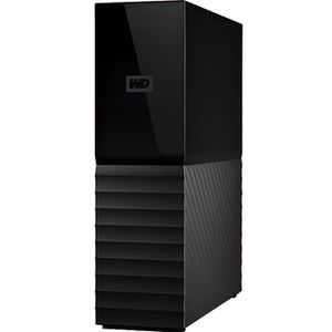 DISQUE DUR EXTERNE WESTERN DIGITAL My Book - 8To