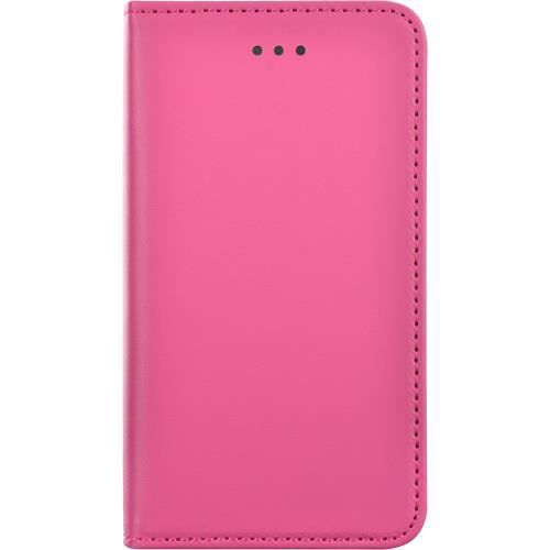 BIGBEN CONNECTED Etui folio pour Wiko Barry - Rose