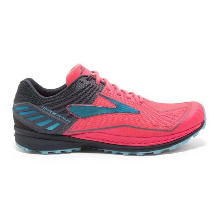 a920d2e2717 Chaussures femme Trail running Brooks Mazama - Prix pas cher - Cdiscount