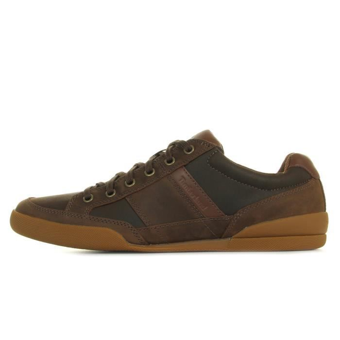 Baskets Timberland Split Cupsole Mixed Brown