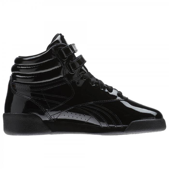 Basket Reebok Freestyle Hi Patent Leather Cadet - CN2079