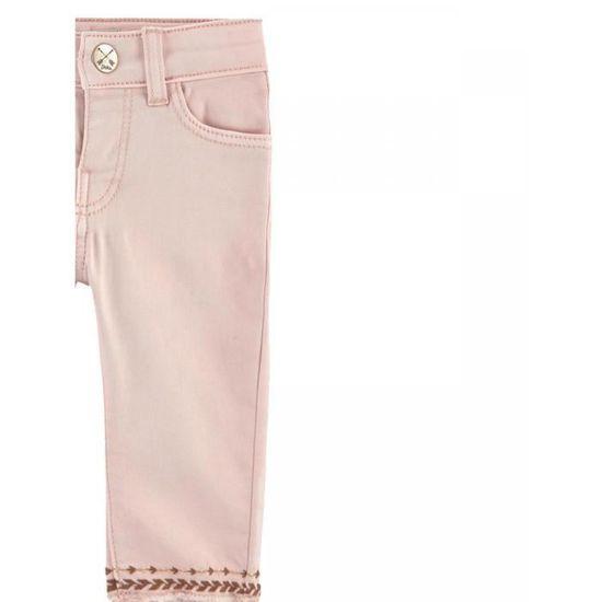 IKKS Pantalon Slack Beige Moyen B/éb/é gar/çon