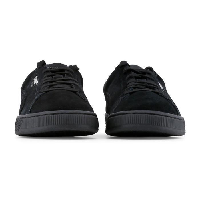 Puma - Baskets / Sneakers Suede Classic - Noir
