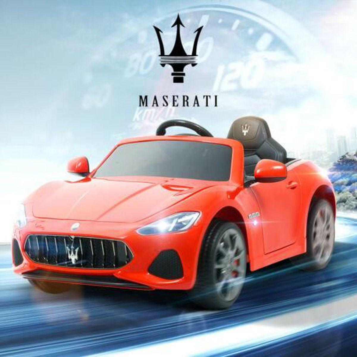Voiture Pas Vente Chers Jeux Achat Jouets Maserati Et BCxreWdo
