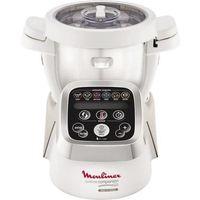 MOULINEX HF800A10 Robot cuiseur Companion - Blanc