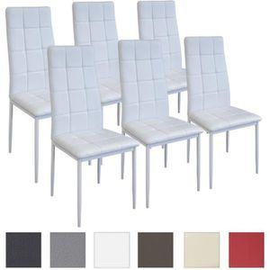 CHAISE Albatros RIMINI Lot de chaises Lot de 6 chaises, b