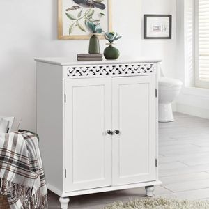 meuble salle de bain 2 portes achat vente pas cher. Black Bedroom Furniture Sets. Home Design Ideas