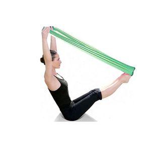 BALLON SUISSE-GYM BALL Pilates yoga séance d'entraînement aérobic bande é