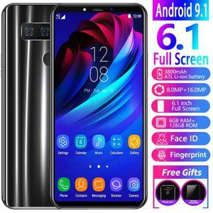 SMARTPHONE Sailf S10 plus smartphone de 5,72 pouces