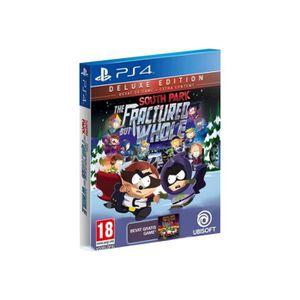JEU PS4 Parc du sud Le Fractured mais Whole Deluxe Edition
