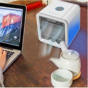 CLIMATISEUR MOBILE Climatiseur Portable - Ventilateur USB Muitifoncti