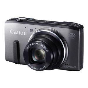 APPAREIL PHOTO COMPACT Canon PowerShot SX270 HS - Appareil photo numériq…
