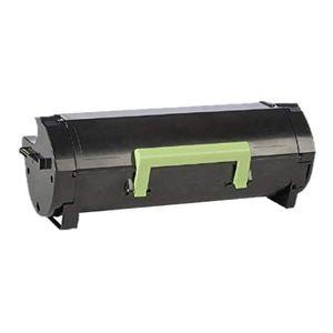 TONER Noir Compatible Toner Cartouche pour Lexmark MS317