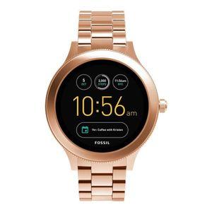 MONTRE CONNECTÉE Fossil Q venture FTW6000 smartwatch femme