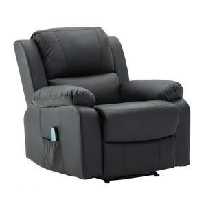FAUTEUIL YXN❤ Fauteuil massant de relaxation électrique , 8