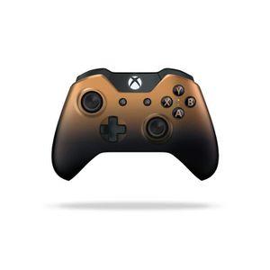 MANETTE JEUX VIDÉO Manette Sans fil Xbox One Copper Shadow