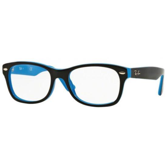 Lunettes de vue pour enfant RAY BAN Noir RY 1528 3659 46 16 - Achat   Vente lunettes  de vue Lunettes de vue pour enfant Mixte Enfant Noir - Soldes  dès le 9 ... 208b8da44a6e