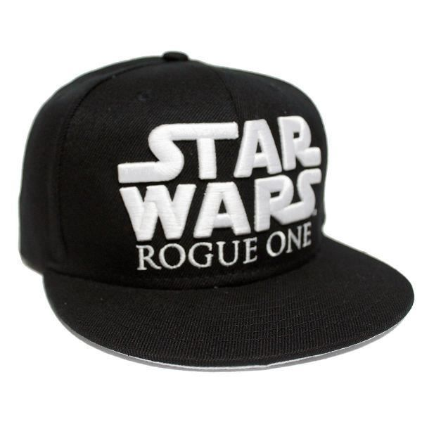 Casquette Star Wars Rogue One - Noir