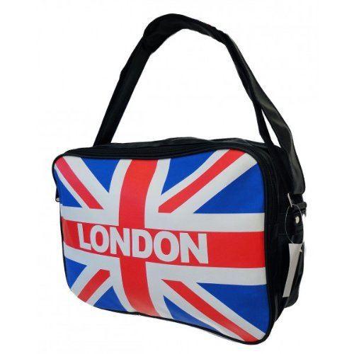 sac besace bandouliere london drapeau anglais