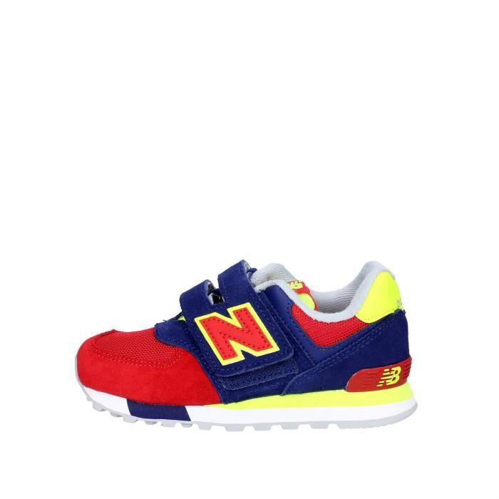 new balance rouge garcon