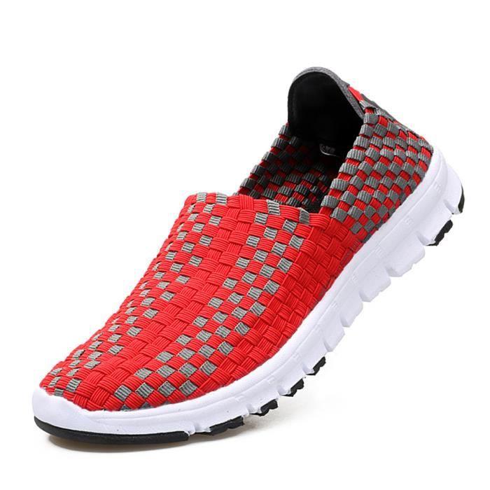 Femmes Qualité Supérieure chaussures hauts Moccasin De Marque Taille Talons Antidérapant Luxe Grande Durable Moccasins De pdZwTqvF