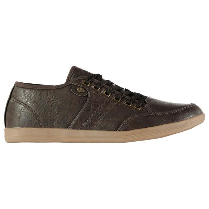 British Knights Surto Low Homme Chaussures Montantes En Toile