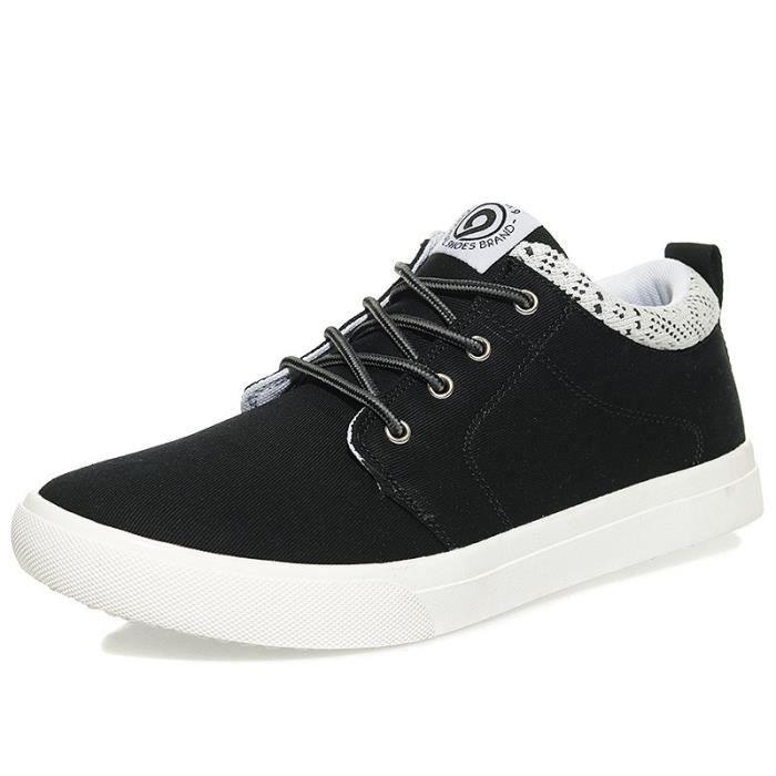 Chaussures Orlando Noir Homme Treeker Nine