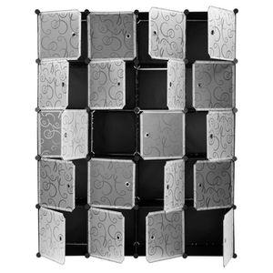 armoire cubes langria achat vente armoire cubes. Black Bedroom Furniture Sets. Home Design Ideas