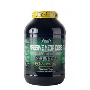 GAINER - PRISE DE MASSE Massive Mega Dose (5Kg) Addict-Vanille