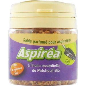 PARFUM ASPIRATEUR ASPIREA Sable Parfumé pour Aspirateur Patchouli(Bi
