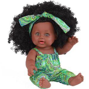 POUPON Poupées noires afro-américaines pour poupées Black
