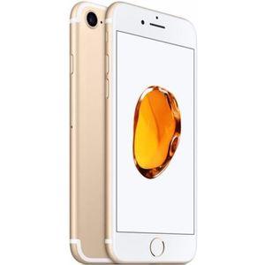 SMARTPHONE RECOND. APPLE IPhone 7 128Go Or  débloqué reconditionné à