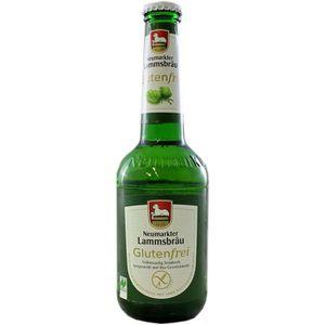 BIÈRE Neumarkter Lammsbräu Bio - Sans Gluten - 33cl Blon