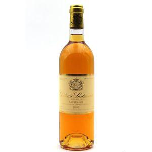 VIN BLANC Château Suduiraut 1996 Blanc 75cl AOC Sauternes
