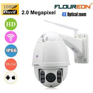 CAMÉRA IP FLOUREON SD27W Caméra IP HD 1080P 4X ZOOM ONVIF Ex