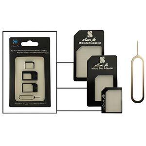 ADAPTATEUR CARTE SIM Adaptateurs de cartes SIM-Micro SIM-Nano SIM