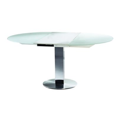 table ronde design avec rallonge. cool awesome dco table basse