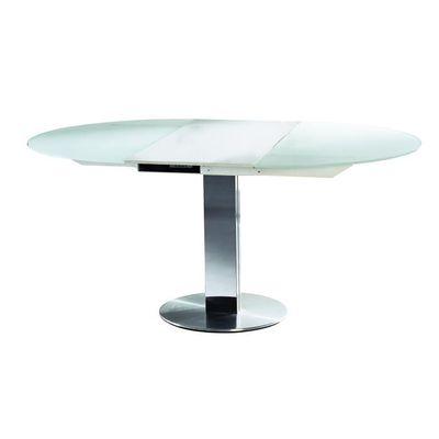 table a manger ronde a rallonge ex53 jornalagora. Black Bedroom Furniture Sets. Home Design Ideas