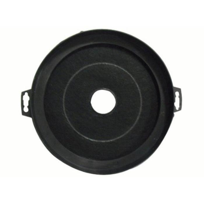 Filtre charbon hotte aspirante Standard 16 accessoires diametro21 ...