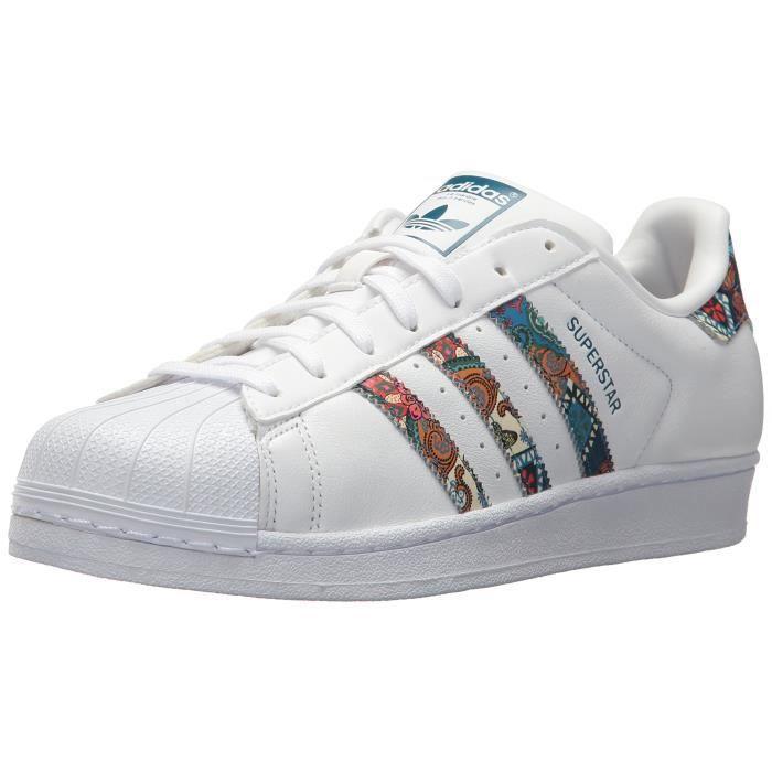 fd22074b23 Adidas Originals Superstar BC8MW Taille 36 Blanc Blanc Blanc Blanc Achat  d954c1