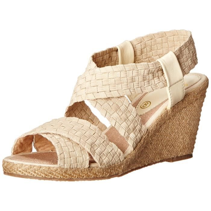 Taille 38 Dennie Sandal Andre Te3c5 Assous Women's Wedge 0SBxY