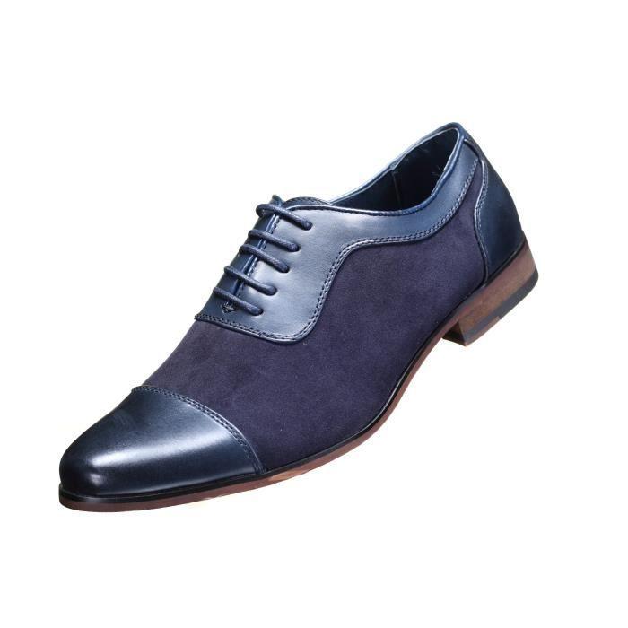 Chaussure Derbie Galax Gh3061 Navy