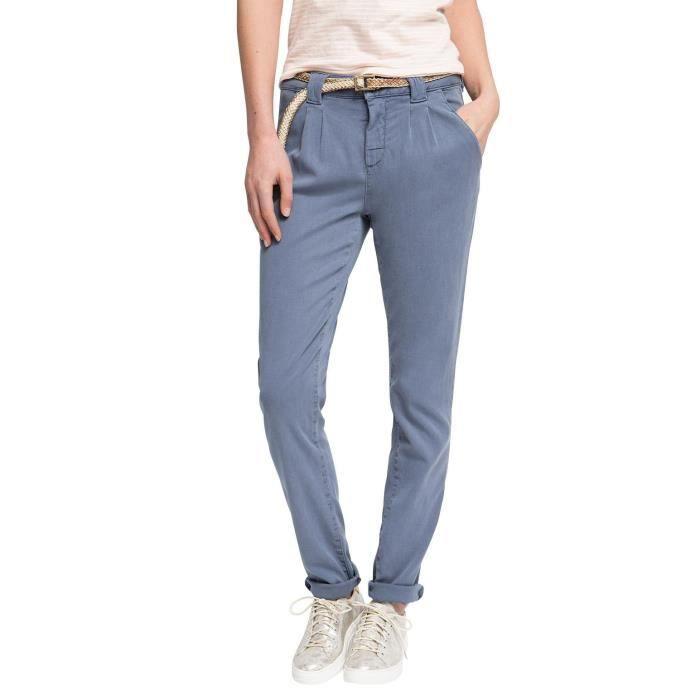 40 Esprit Pantalons Pour Bleu 1wys64 By Femmes Taille Edc BFA0w0