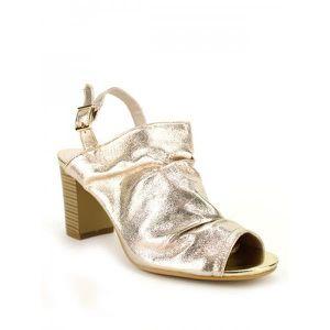 Sandales à talons minces de femmes de style British Open Toe Sexy élégant Chaussures Faddish 10916456 D6oYr6