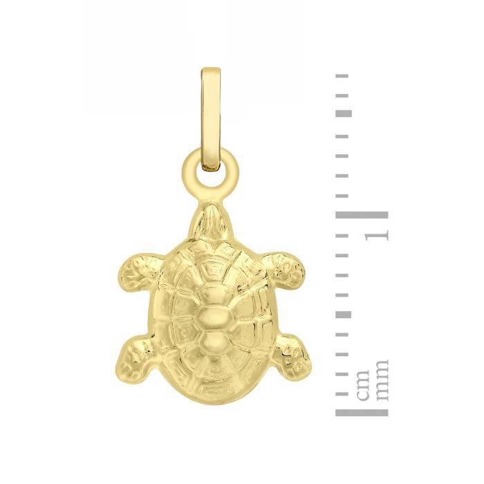 Charms - Femme - Or Jaune 375-1000 (9 Cts) 0.3 Gr XMQQV