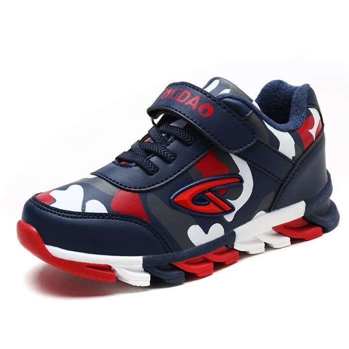 chaussures Basket garçons,Jeunesoccasionnelles Chaussures de sport L'extérieur