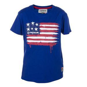 FREEGUN T-shirt Polo Boyz Color Flag